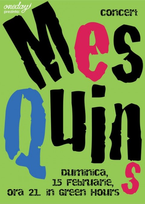 Mes Quins Green Hours 15 Februarie