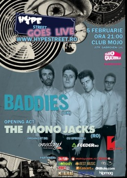 Baddies 5 Feb 2010
