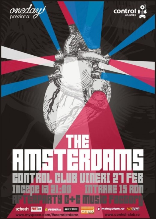 The Amsterdams 27 Feb 2009