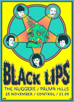 Black Lips 25 Nov