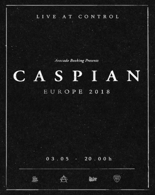 Caspian Control May 3rd