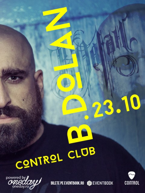 B. Dolan – Control Club  23 Octombrie